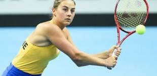 Теннис: удар украинки Костюк стал лучшим в апреле