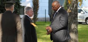 Оборонна співпраця: Таран розповів, про що домовились з главою Пентагону