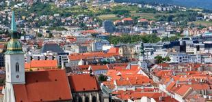 Братислава: что посмотреть в словацкой столице