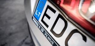 Гройсман обещает разобраться с евробляхами за месяц