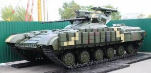 Выставка оружие и безопасность-2017: Украина впервые представила боевую машину «Страж»