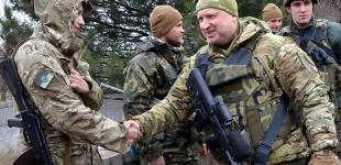 Турчинов считает, что ВСУ готовы улучшить позиции на Донбассе