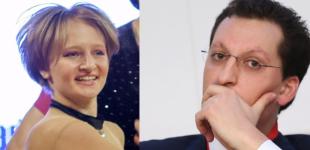 Младшая дочь Путина рассталась с мужем - СМИ