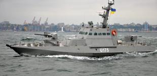 Новые боевые катера Украины испытали тактику волчьей стаи