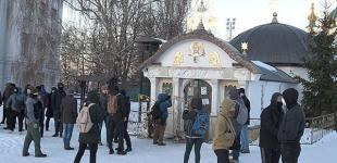 Киевские коммунальщики снесут часовню-самострой УПЦ МП