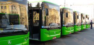 Львов закупит 100 крупногабаритных автобусов
