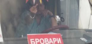 Под Киевом маршрутчик оскорблял девочку-сироту и отказал в бесплатном проезде