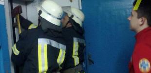 В Одессе оборвался лифт с людьми