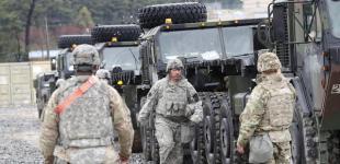 США и Южная Корея приостанавливают военные учения