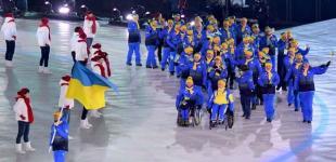 Украинские паралимпийцы получили государственные денежные вознаграждения