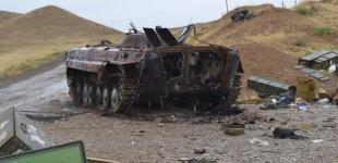 Разгром в Карабахе: Азербайджан прорвал оборону Армении, оценка обстановки, тактики и потерь сторон
