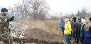 Археологи нашли на Ривненщине артефакты XVII века