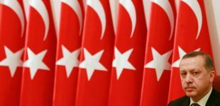 От фашистов слышу, или Эрдоган в ярости