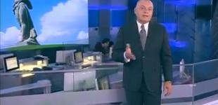 Головний путінський пропагандист приїхав «піднімати» кримські ЗМІ