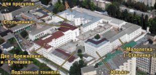 Есть ли у вас план: схема Лукьяновского СИЗО авторства Луценко