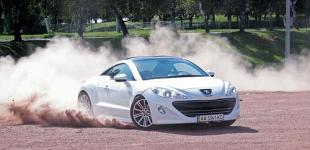 Только для взрослых: тест-драйв Peugeot RCZ