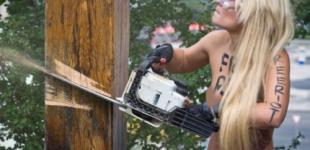 Лебединая песня FEMEN, или «Пилите, Инна, пилите!»