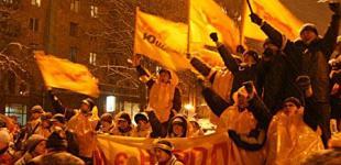 Правление Януковича закончится Майданом, заявляют в НУНСе