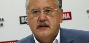 Гриценко призывает не соглашаться на переговоры с участием Клюева