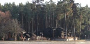 Под Киевом дотла сгорела дача Медведчука