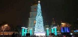 Стало известно, сколько районы Киева потратят на новогодние праздники