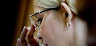 Тимошенко подозревает, что ее травят косметикой