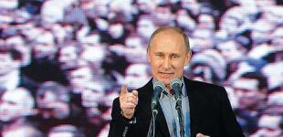 Превращение Владимира Путина: почему ВВП кардинально меняет имидж