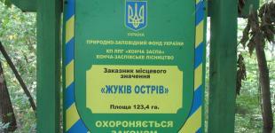 Киевлянам вернули Жуков остров
