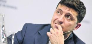 Зеленский против Зеленского, или Киевский фронт