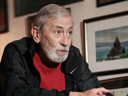 Кикабидзе прокомментировал протесты в Грузии