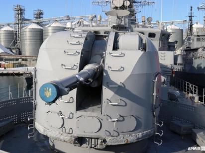 Полная боевая готовность: на кораблях ВМС проходят учения