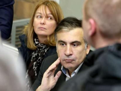 Михеил Саакашвили: Show Must Go On. Обзор мнений
