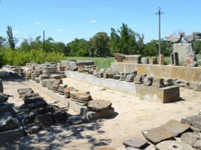 Археологи в Ольвии нашли античную крепость, что расширяет пределы города