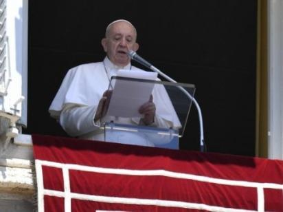 Папа Римский призвал предотвратить эскалацию на востоке Украины