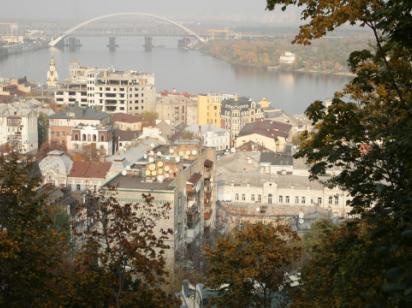 Киев вошел в ТОП-100 самых зеленых городов планеты