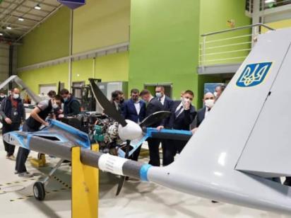 В Турции уже собирают партию беспилотников Bayraktar TB2 для Украины