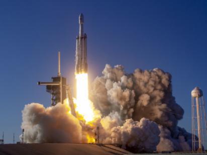 Илон Маск запустит аппарат NASA для поиска внеземной жизни