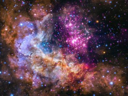 NASA опубликовало новую подборку «музыки космоса»