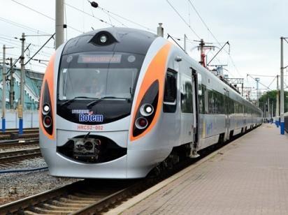 В Украине с 10 декабря изменился график движения поездов