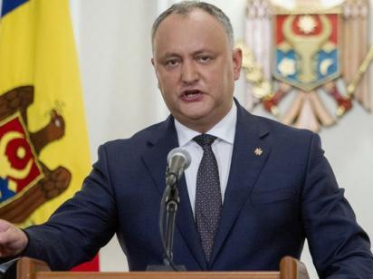 Президент Молдовы не подчинится решению Конституционного суда