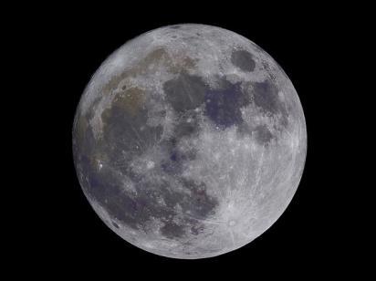 Что бы произошло, если бы Луна была вдвое ближе к Земле?
