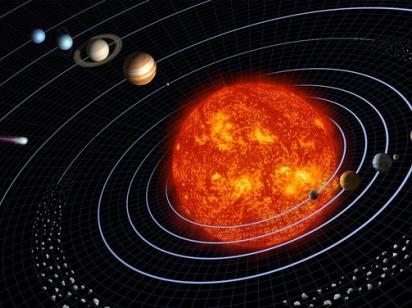 Почему планеты Солнечной системы вращаются в одной плоскости?
