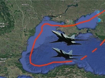 Авиация РФ отработала блокаду пролива Босфор - ВСУ