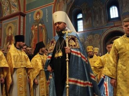 Митрополит Епифаний ввел на время выборов особую молитву