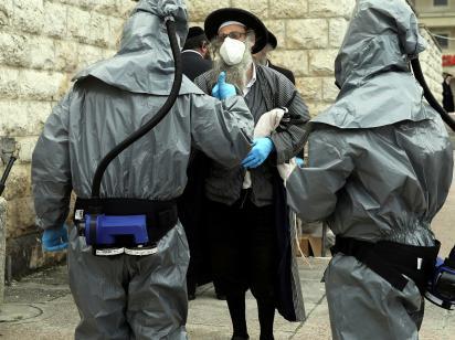 Израиль вводит второй локдаун из-за коронавируса