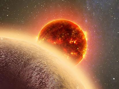 Астрономы нашли быструю сверхгорячую нептуноподобную планету