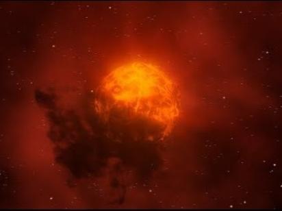 Тайна великого затемнения Бетельгейзе официально раскрыта