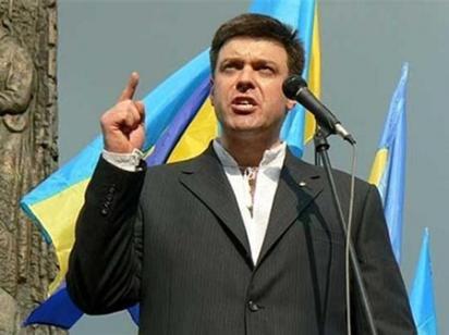 Свобода заявляет о фальсификации выборов и начинает пикетировать ЦИК