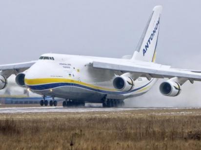 В Украине производство самолетов «Руслан» могут запустить в этом году без российских деталей
