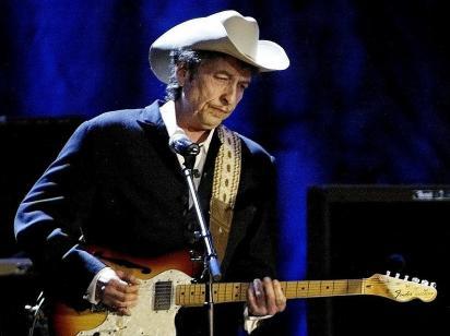 Электрогитару Боба Дилана выставили на продажу за $490 тысяч
